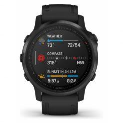 Garmin Fenix 6s Pro - GPS Sportswatch 42mm - Svart
