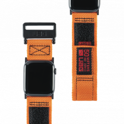 UAG Aktiv nylonrem för Apple Watch 38/40 Mm - Orange