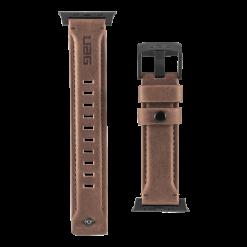 UAG läderrem för Apple Watch 38/40 Mm - Brun