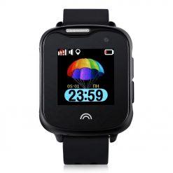 KT05 - Vattentät GPS-klocka för barn - Svart