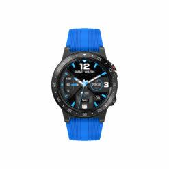 M5 - Inbyggd GPS Smartwatch med BT-samtal - Svart