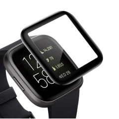 Fitbit Versa - Härdat glas 3D-styrka 9H