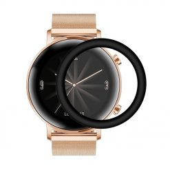 Huawei Watch GT2 - 42mm härdat glas - styrka 9H