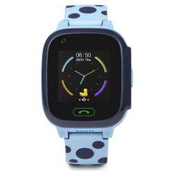 GW800S - 4G GPS-barnklocka med kamera - Blå