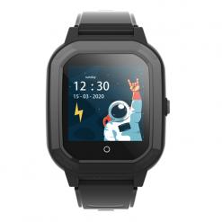 KT20- 4G GPS-barnklocka med videosamtal - Svart