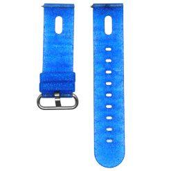 KT01 - Silikonrem - Blå