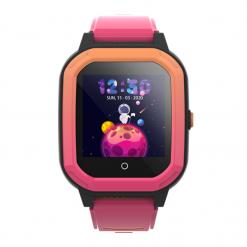 KT20 - 4G GPS-barnklocka med videosamtal - Orange/röd