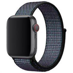 Vizore - Nylonrem för Apple Watch 38/40 mm - Hyper Grape
