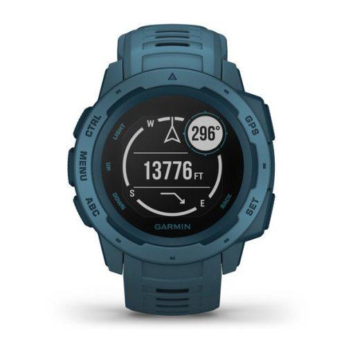 Garmin Instinct GPS sportklocka - Sjöblå