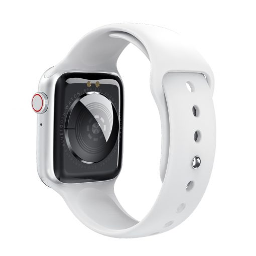 W26 - Smartwatch med BT-samtal - Silver
