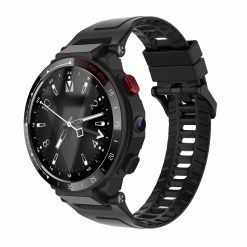 Les4 - 4G Smartwatch Android 7.1.1 - Svart