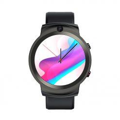 Lem13 - 4G Smartwatch med 360 graders roterande skärm - Svart