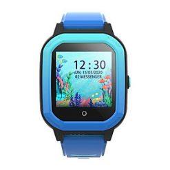 KT20- 4G GPS-barnklocka med videosamtal - Svart (Kopier)