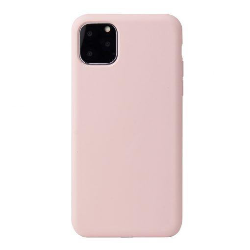 Silikonskal till iPhone 11 - Svart