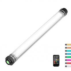 Luxceo - P7RGB Pro vattentät RGB lysrör för video och foto