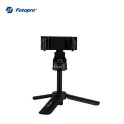 Fotopro - SY-360 Stativ med mini ABS platta inkl. mobilhållare
