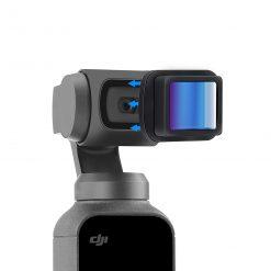 Ulanzi - 1.33X anamorfisk lins för DJI Osmo Pocket
