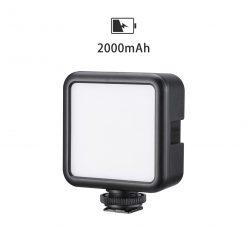 Ulanzi - Mini LED Video Ljus 2000 mAh