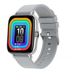 """Bakeey-T2 - Sportswatch BT Call - 1,7""""HD-pekskärm - Guld"""