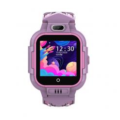 KT16 - 4G barns GPS-klocka med videosamtal - Lila