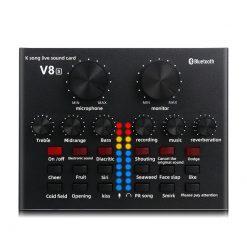 Externt ljudkort V8S