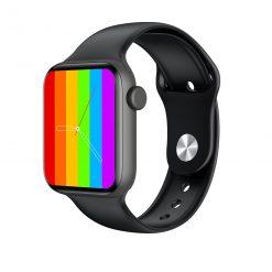 LW12 - Smartwatch med LTPS Retina Display- Svart
