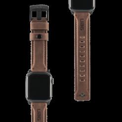 UAG läderrem för Apple Watch 42/44 Mm - Brun